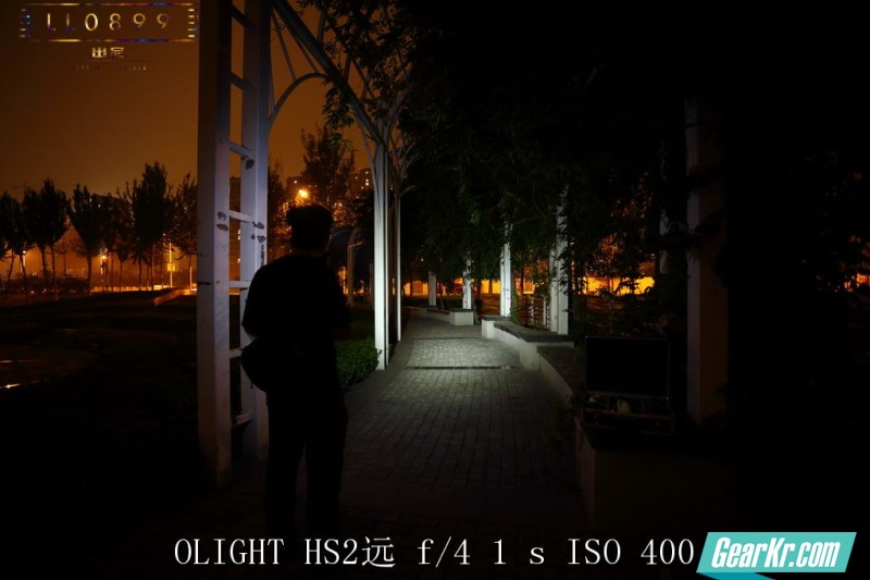 OLIGHT HS2远
