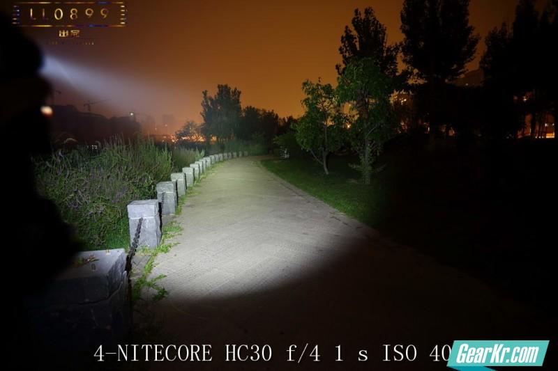 4-NITECORE HC30