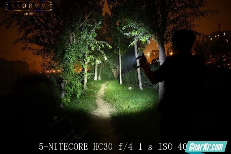 5-NITECORE HC30