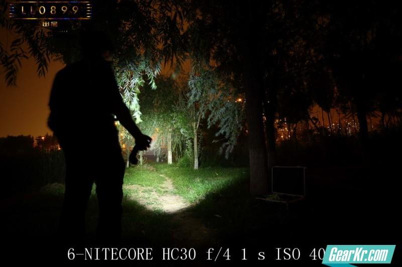 6-NITECORE HC30