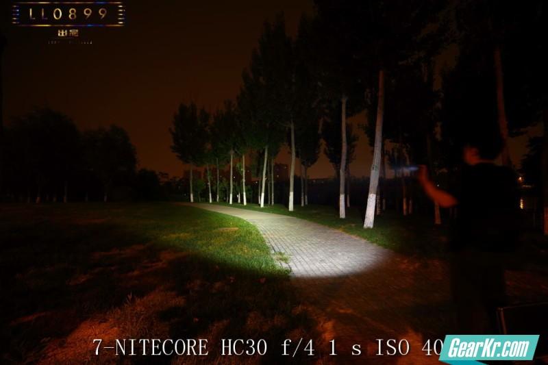 7-NITECORE HC30