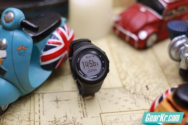 SPOVAN户外GPS智能运动手表枸杞岛之行摄体验