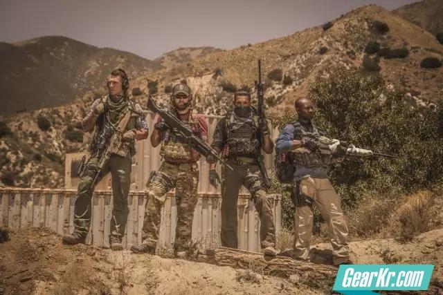 细数《幽灵行动:荒野》中四位主角的个人战术装备