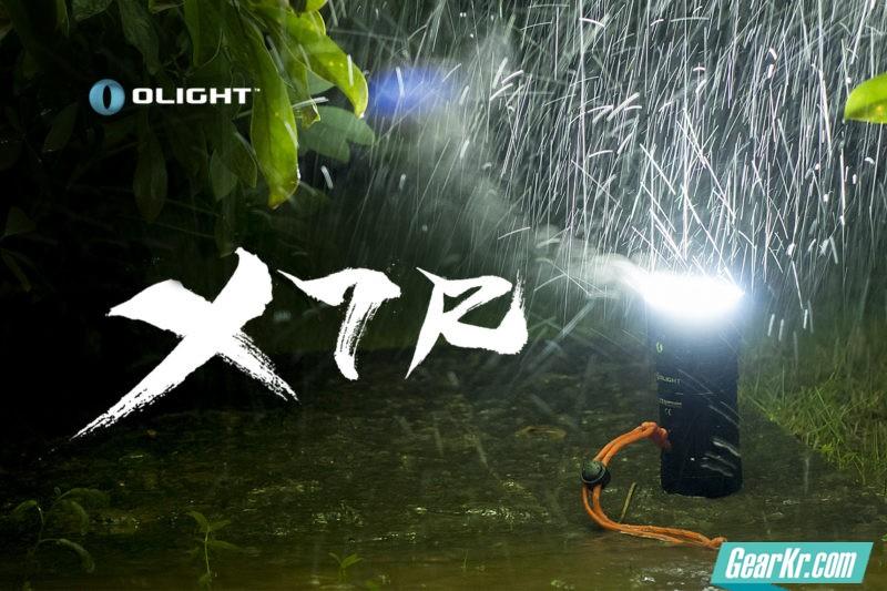 傲雷 Olight X7R 12000流明强光手电 视频评测