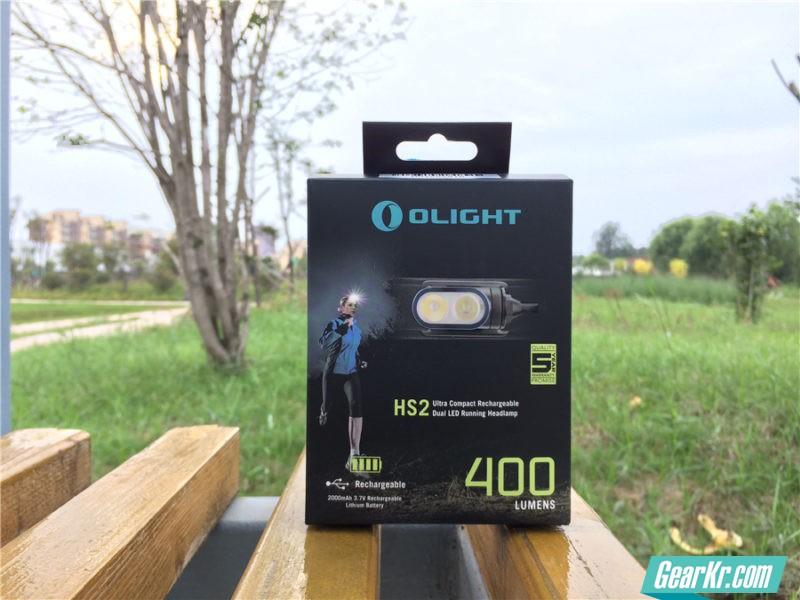 小巧多变的实用头灯-olight傲雷HS2实测