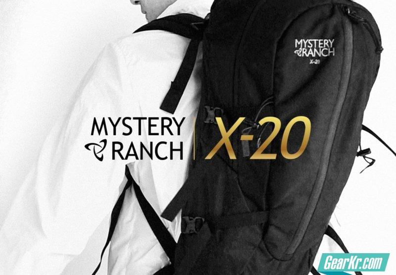 神秘牧场Mystery Ranch X-20专业登山冲顶包 视频评测