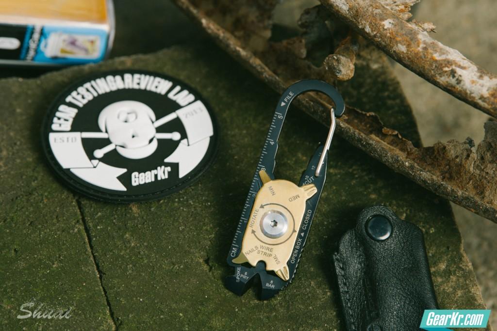 True utility Fixr飞鲨 20合1口袋工具