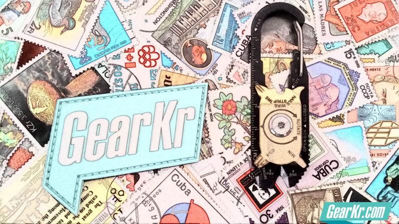 艺多不压身☆★☆Fixr多合一工具钥匙扣测评
