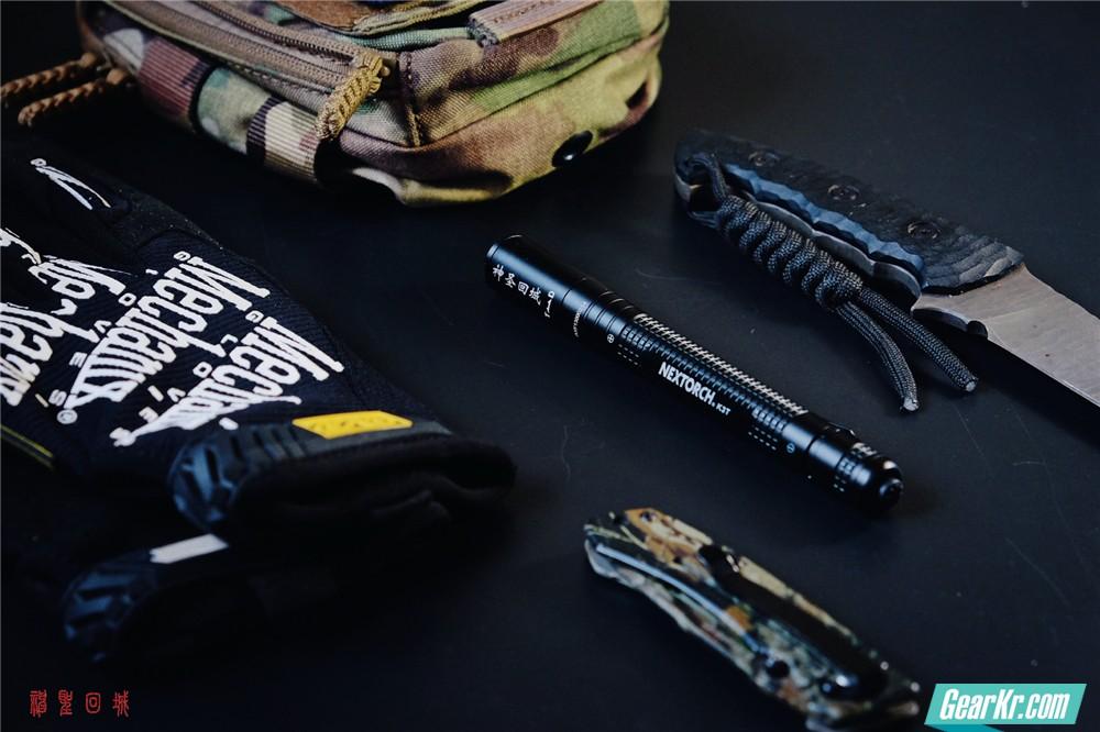 双模式升级款战术笔灯——纳丽德K3T