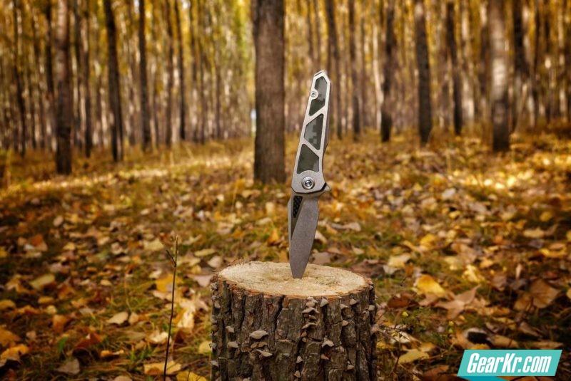 林中屠夫–Maxace Knives之Lanius伯劳鸟