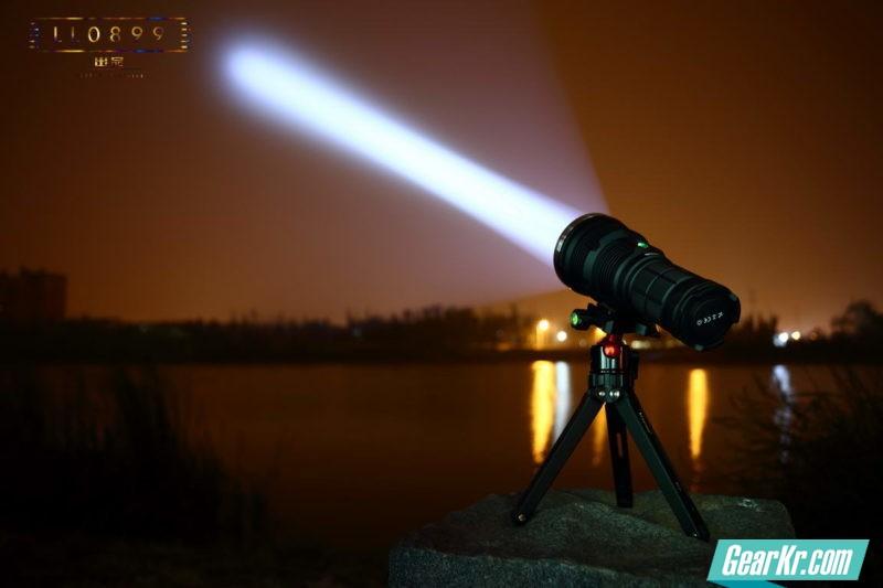 低价模块新远射MATEMINCO MT35入手大评 夜射 拆解 新玩法 LL0899出品