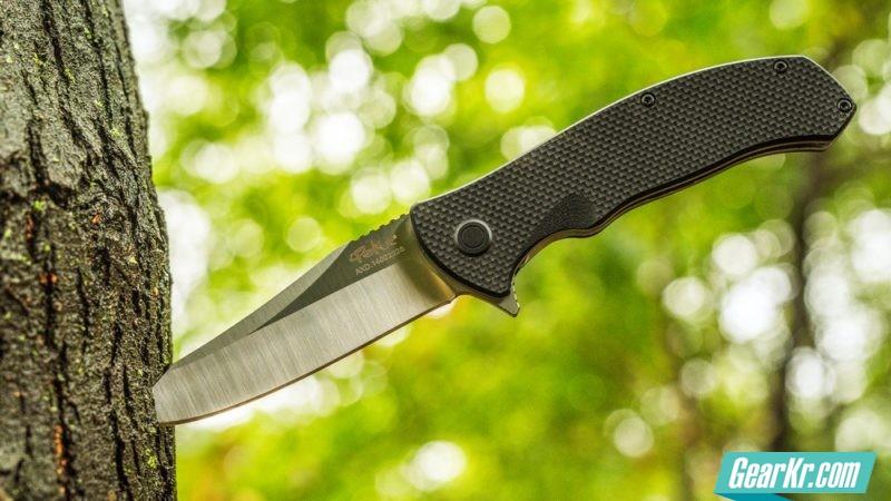 低调的实用派——迪克TOUGH折刀使用感受