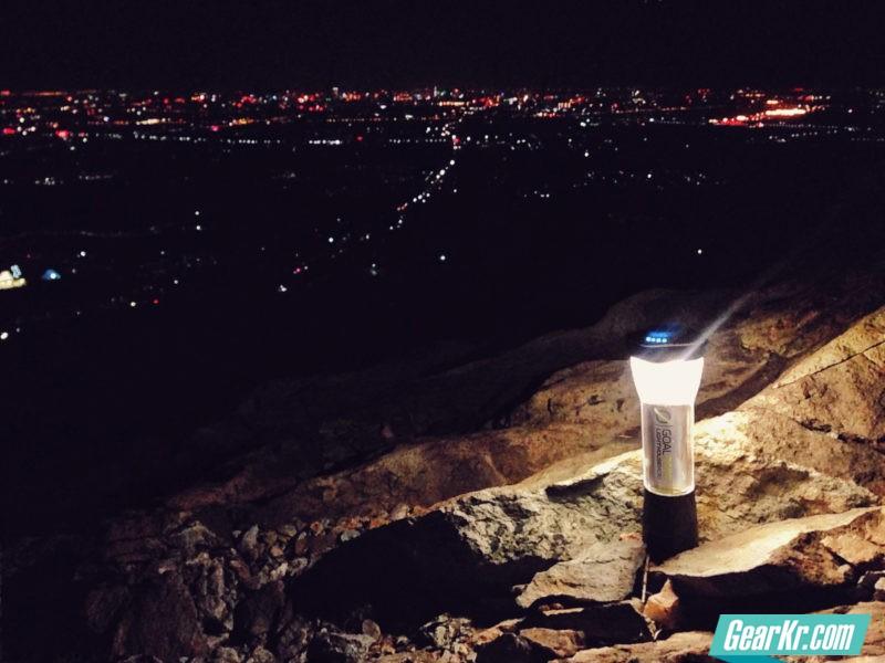 一只夜空中的小精灵——GoalZero/LighthouseMicroCharge帐篷灯多功能手电