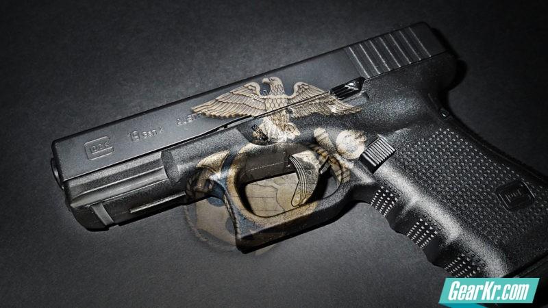 【新闻翻译】越来越多的海军陆战队队员把格洛克19M作为新制式手枪使用