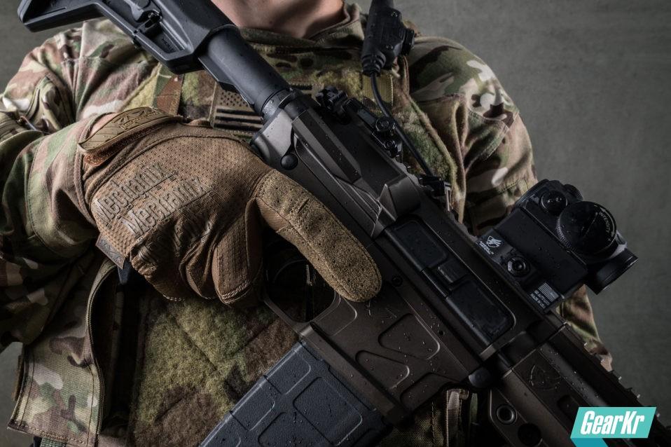 Mechanix超级技师推出最新款SPECIALTY战术射击透气手套