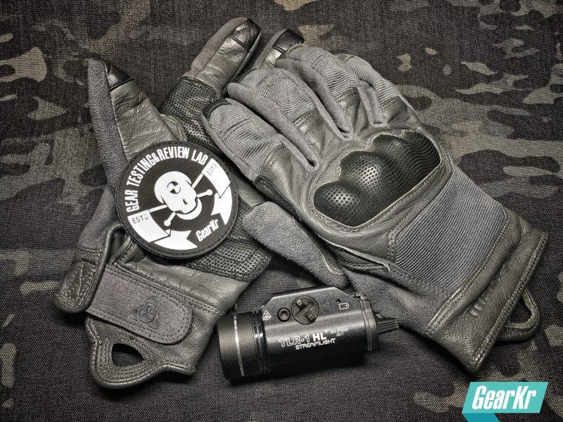 """双手的保护神——Magpul社""""Breach""""重型战术手套简测"""