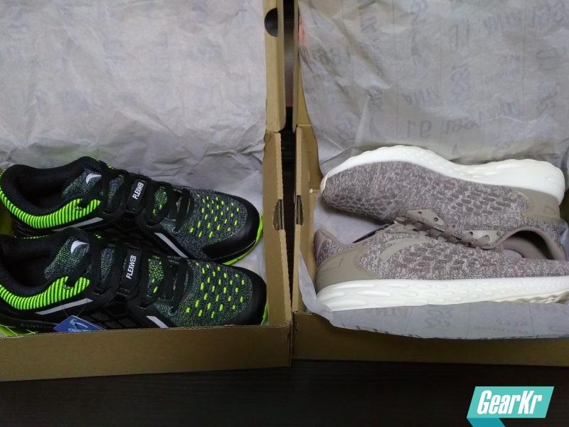 【双鞋并测】安踏C 100 VS FlashFoam:双剑合璧,双鞋傍地 一体两面,各有千秋