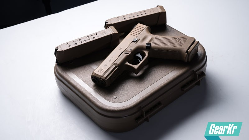 Glock 19X正式发售,今天你下单了吗?