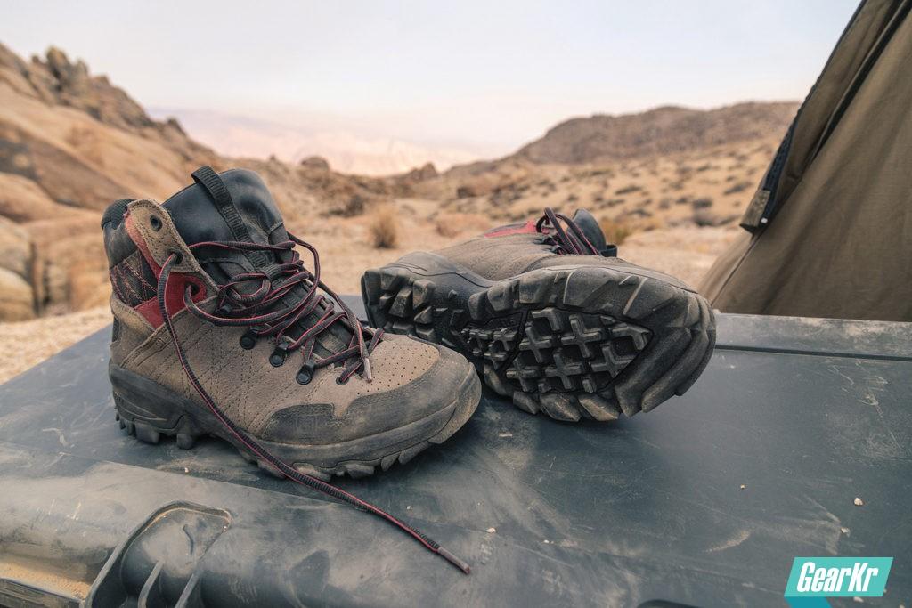 不一样的战术,5.11 Cable Hiker战术徒步鞋