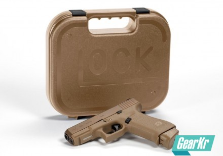 跨界融合是风尚?Glock发布Glock 19X