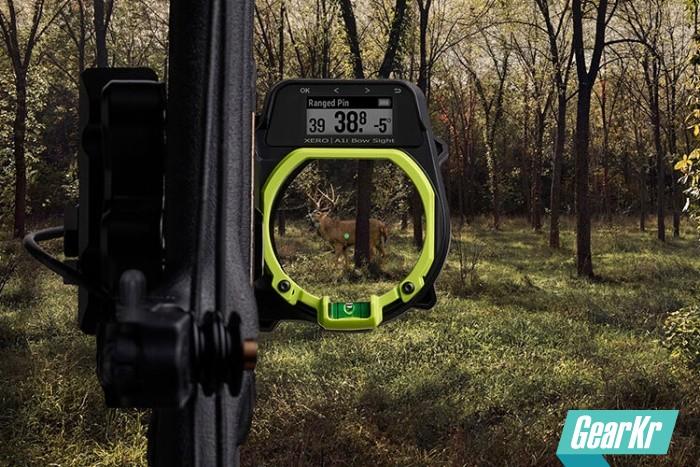 不用去猜:佳明Garmin发布Xero测距弓猎瞄具