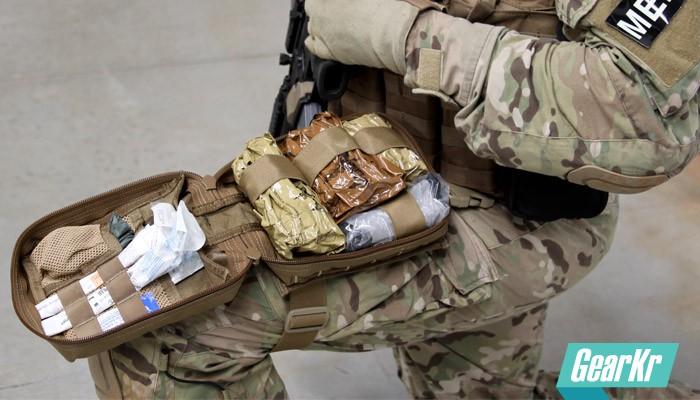 IFAK个人急救包的准备与使用指南