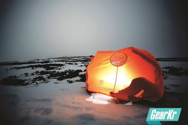 Lifesystems发布超轻户外帐篷 Ultralight Survival Shelter
