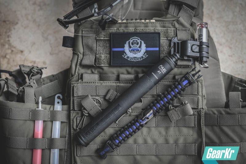 掌中重器——弘安保罗战术paul tactical重型机械甩棍测评