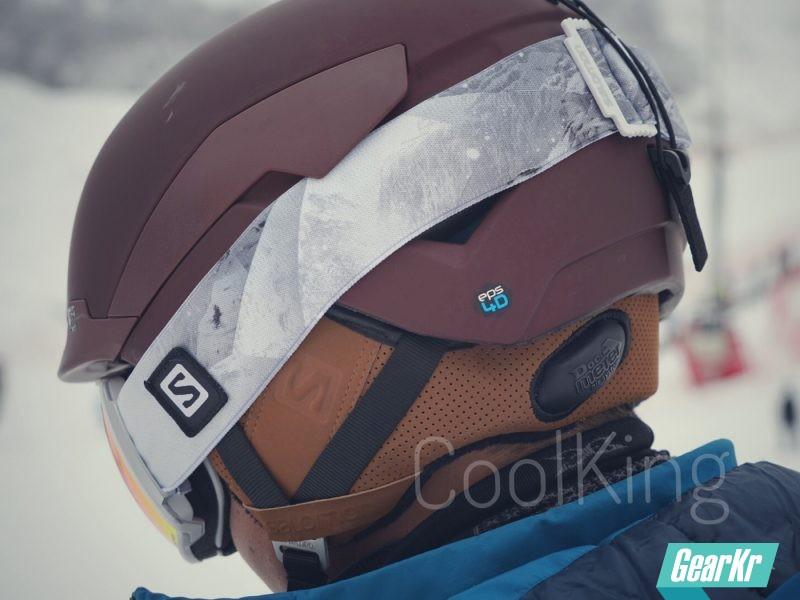 紧致的头部呵护——Salomon QUEST滑雪头盔评测