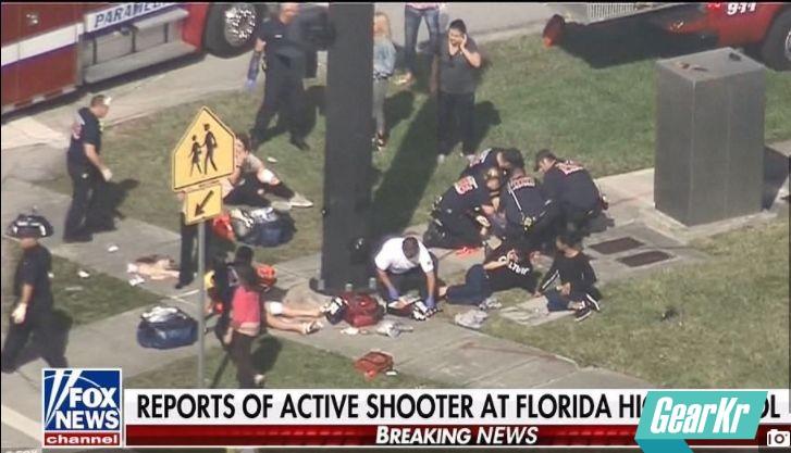 佛罗里达枪击:教会孩子们如何在枪击事件中生存