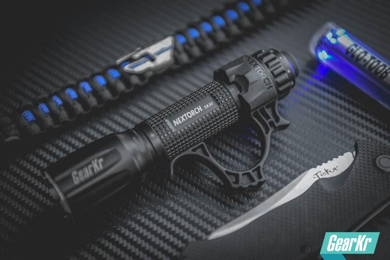 国产低光战术射击解决方案——NEXTORCH纳丽德战术手电指环测评