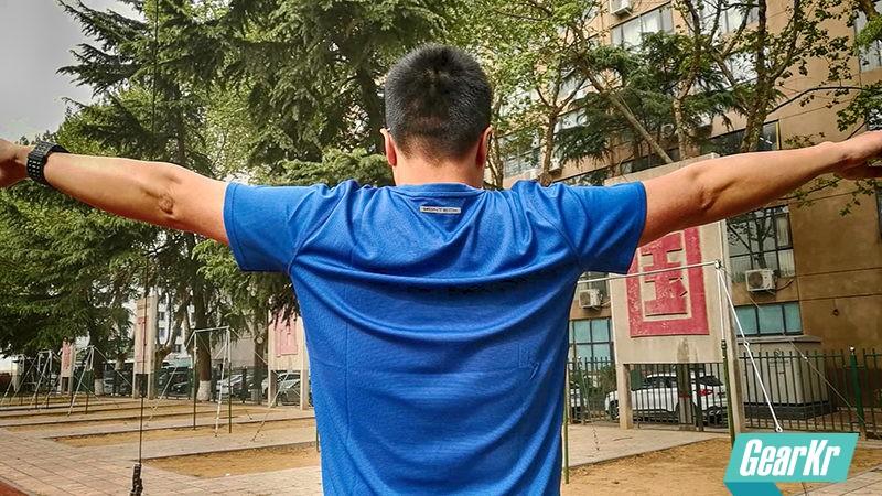 单导舒适,防臭速干|MONTECH单导速干T恤沙刺2.0使用测评