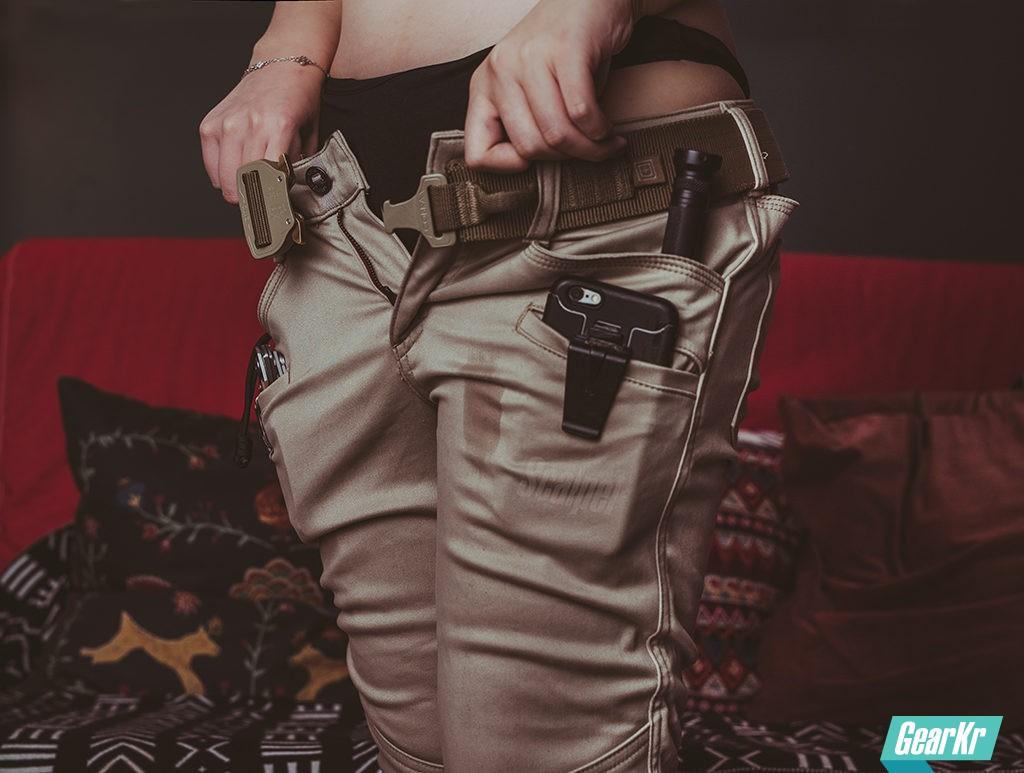 真·女装大佬!5.11 Wyldcat Pant女款战术长裤