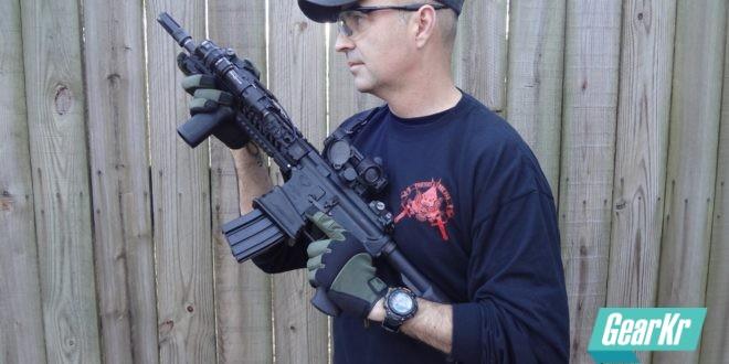 High Ready高姿持(步)枪姿势在战术射击与军事特种作战中的应用:用?不用?