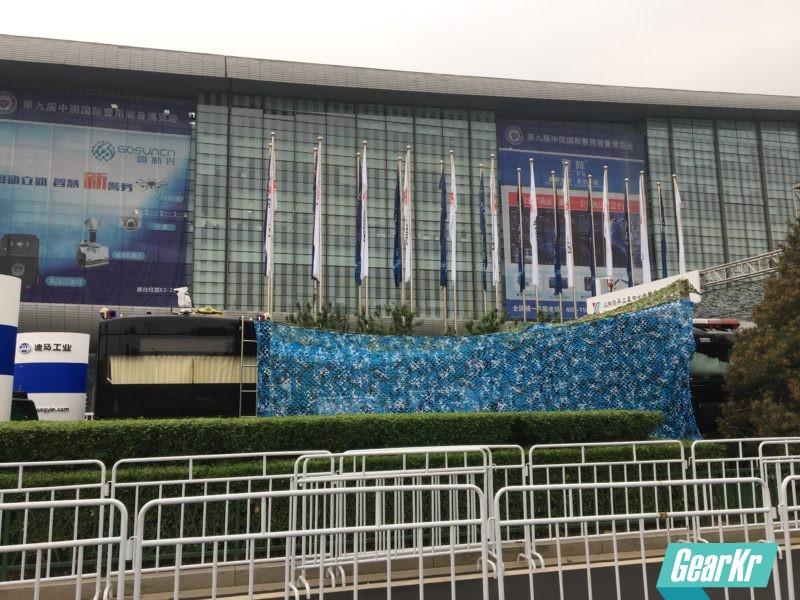 2018北京国际警博会逛展指南 — 战术装备篇