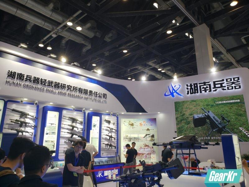 国产GLOCK?9mm狙击枪?GearKr带你看2018北京国际警博会的武器枪械