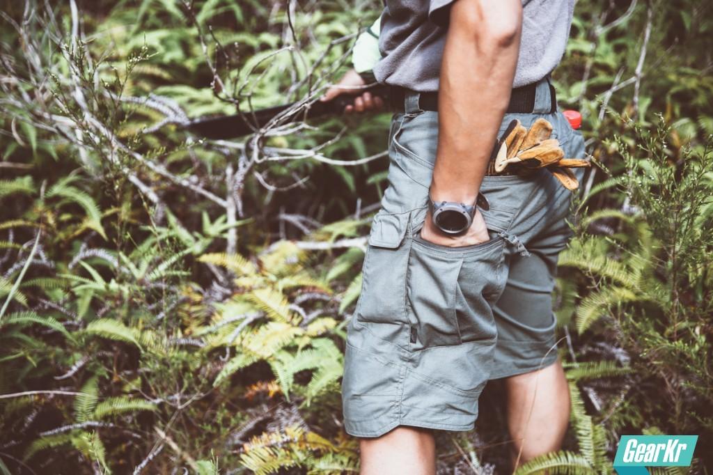 夏日出行,你需要一条UTS — Helikon 赫利肯UTK战术短裤评测