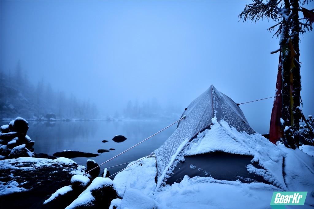无惧风与雪 — 比格尼斯伯恩山双人帐