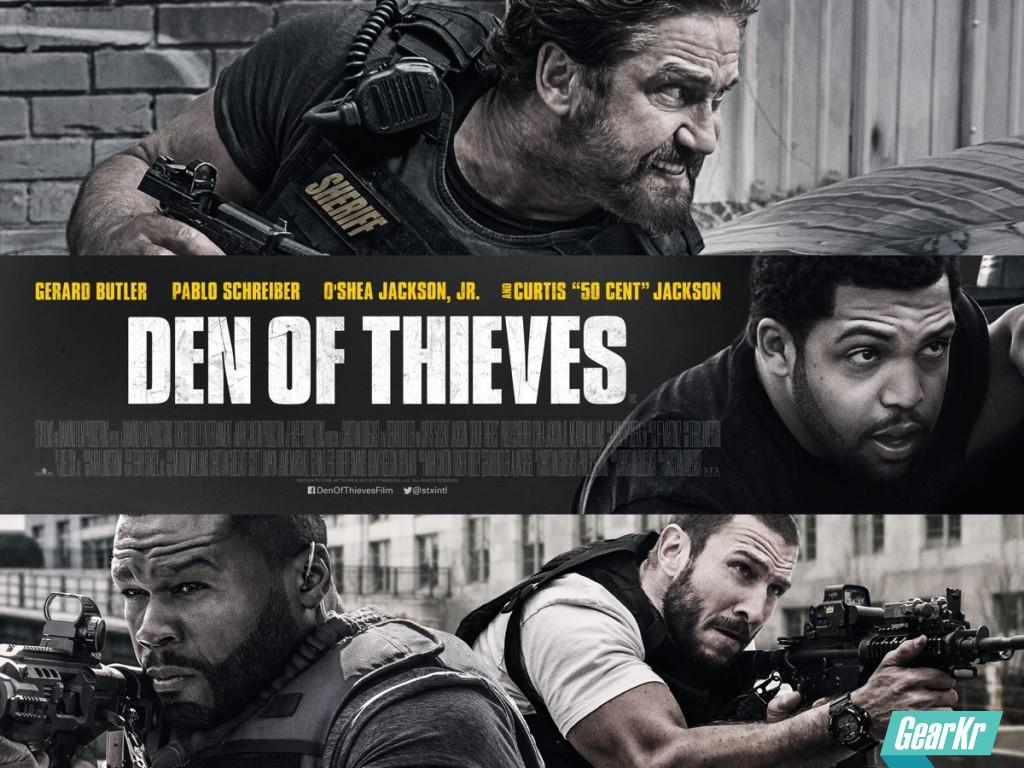 《Den of Thieves贼巢》的战术观后感