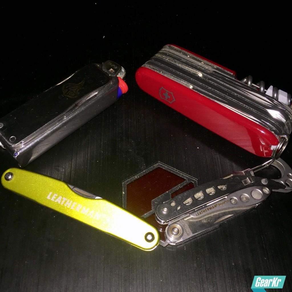 男生不愿在床上看到的东西 — 四款组合工具剪刀横向对比