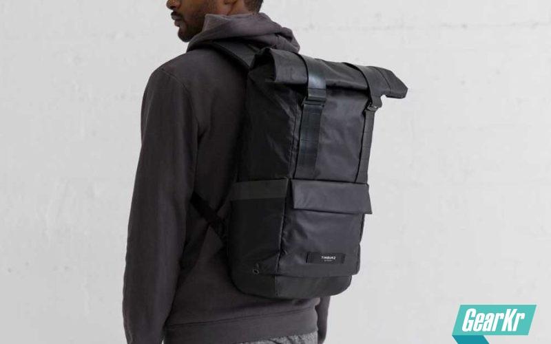 8款卷盖式EDCer的全天候背包