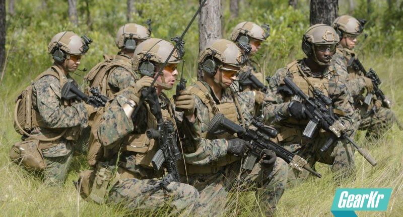 【美国海军陆战队时报】步兵们还差一步就能装备新的Ops-Core式头盔了