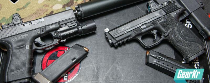 微型红点瞄准具与滑架减重对于手枪的利弊分析