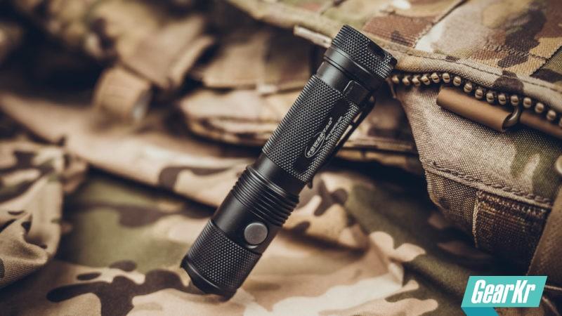 EDC忠实照明助手 — POWERTAC E20评测