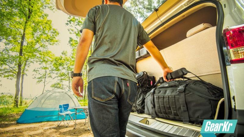 让心灵去旅行 — 麦格霍斯0608旅行家装备袋使用评测