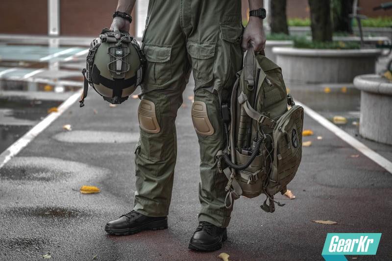 足够硬邦邦 — 511 FAST-TAC 6超轻量化战术靴测评