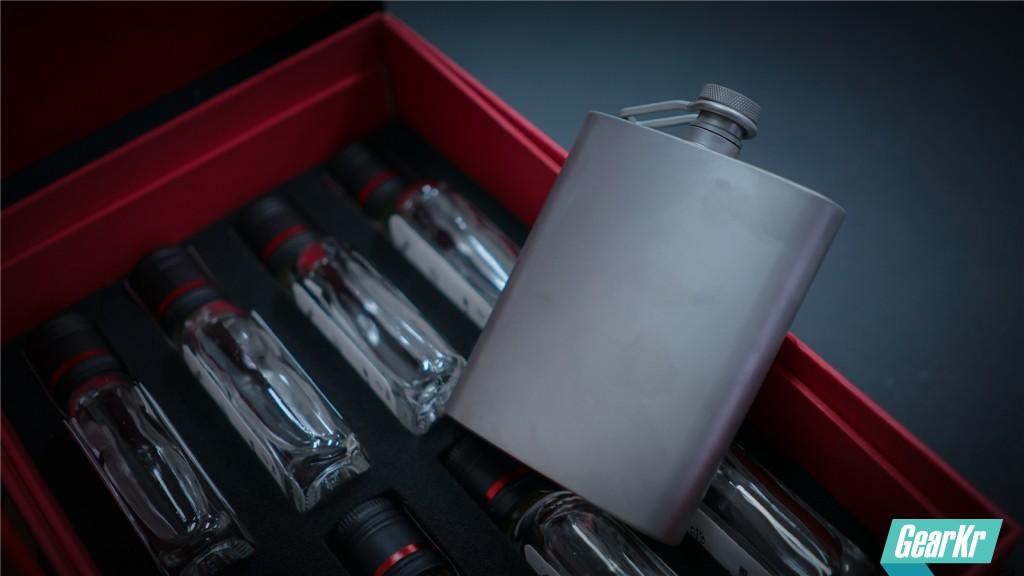 不论你喝不喝酒,都值得你拥有一个钛酒壶