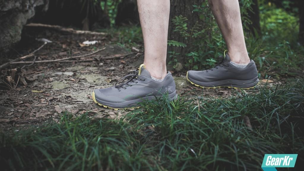 超人的速度:黑豹服食心形草,我只用穿始祖鸟 — Arc'teryx Norvan LD GTX长距离越野跑鞋测评
