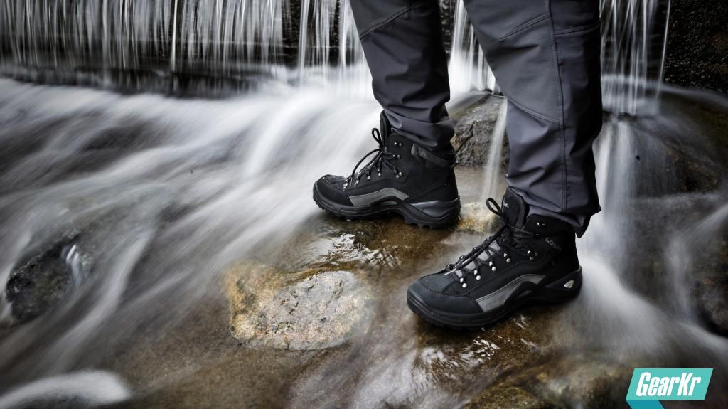 户外之行,始于LOWA逆行者GTX E徒步登山鞋