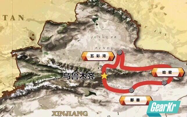 2018中国环塔拉力赛营地组全体验&摩托组见闻(多图杀猫)